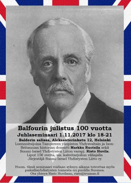 Balfourin Julistus